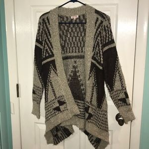 Pretty Knitted Cardigan